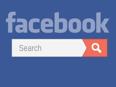 Алгоритм работы поиска в Facebook